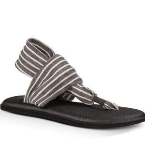Sanuk Yoga Sling 2 - neutral sandals - Size 10
